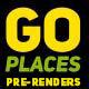 Go Places - 10 Scenes vol.1 - VideoHive Item for Sale