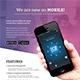 Mobile App Promotional Flyer - GraphicRiver Item for Sale