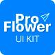 ProFlower UI Kit - GraphicRiver Item for Sale