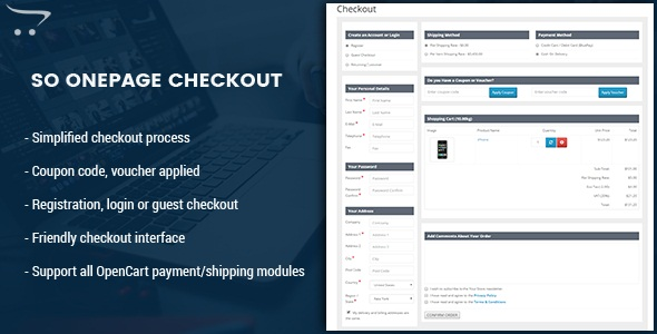 2019's Best Selling OpenCart Extensions & Modules