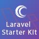 Clean - Laravel Starter Kit - ThemeForest Item for Sale