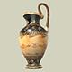 Pottery Ancient Greek v6 - 3DOcean Item for Sale