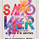 Smoker Flyer - GraphicRiver Item for Sale