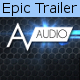 Cinematic Trailer Epic Music - AudioJungle Item for Sale
