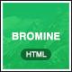 Bromine - Online Learning Platform HTML5 Template - ThemeForest Item for Sale