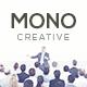 Mono - Minimal Theme - GraphicRiver Item for Sale