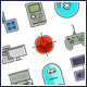 Gaming Icons Set - GraphicRiver Item for Sale