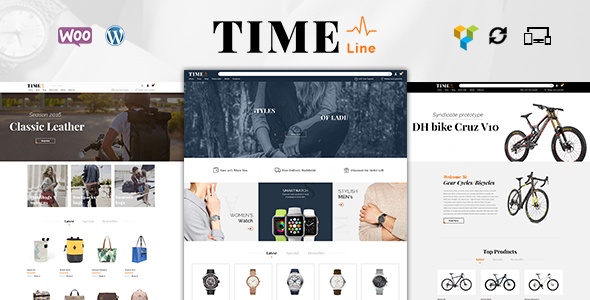 Time Lines - Multipurpose WooCommerce Theme