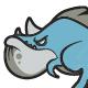 Rhino Monster Spritesheet - GraphicRiver Item for Sale