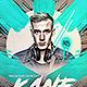 Electro DJ World Tour v2 Flyer Template - GraphicRiver Item for Sale