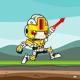 Robo Adventures iOS-iAP-Admob-Multi Levels/World