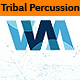 Percussive Tribal Soccer Drums