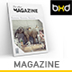 Magazine Template - InDesign 24 Page Layout V11 - GraphicRiver Item for Sale