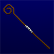 Lowpoly Staff - 3DOcean Item for Sale