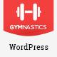 Gymnastics WordPress Theme - ThemeForest Item for Sale