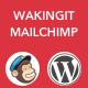 WakingIT Mailchimp Newsletter Wordpress Plugin - CodeCanyon Item for Sale