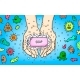 Cleaning and Washing Hands Poster - GraphicRiver Item for Sale