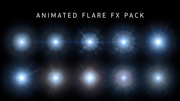10 Animated Flares