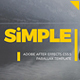 Simple Parallax Photo Gallery | v.3 - VideoHive Item for Sale