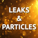 Transition Pack Light Leaks, Burns And Particles - VideoHive Item for Sale
