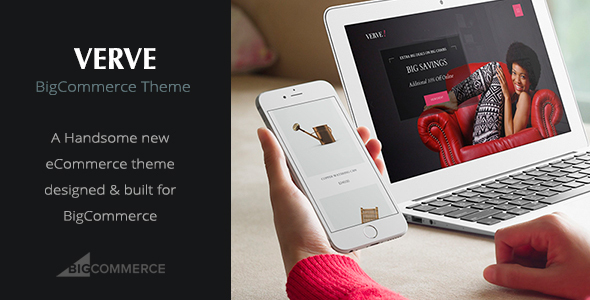Verve - Multipurpose BigCommerce Theme