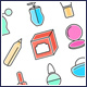 Beauty Icons Set - GraphicRiver Item for Sale