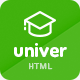 Univer - Education - ThemeForest Item for Sale