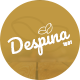 Despina - Coffee & Cake PSD Template - ThemeForest Item for Sale
