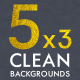 Clean Backdrop Loops - 15 Pack - VideoHive Item for Sale