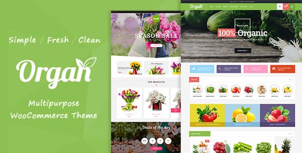 Review: Organ - Organic Store & Flower Shop WooCommerce Theme free download Review: Organ - Organic Store & Flower Shop WooCommerce Theme nulled Review: Organ - Organic Store & Flower Shop WooCommerce Theme