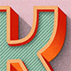Retro Text Effects 02 - GraphicRiver Item for Sale