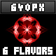 kaleido Form - 6 flavors +alpha 640px pk - VideoHive Item for Sale