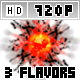 space Bacteria - 3 flavors +alpha HD pk - VideoHive Item for Sale