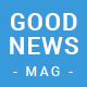 Good News - Newspaper, Magazine & Blog Template - ThemeForest Item for Sale