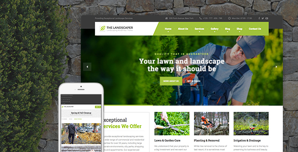 Themeforest | The Landscaper - Lawn & Landscaping WP Theme Free Download free download Themeforest | The Landscaper - Lawn & Landscaping WP Theme Free Download nulled Themeforest | The Landscaper - Lawn & Landscaping WP Theme Free Download