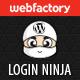 Login Ninja - CodeCanyon Item for Sale