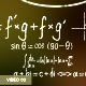 Flying Math Formulas - VideoHive Item for Sale