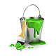 Bucket of Green Paint - GraphicRiver Item for Sale