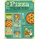 Pizza Italian Menu - GraphicRiver Item for Sale