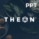 Modern Minimal Powerpoint Template (Theon) - GraphicRiver Item for Sale