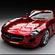 Mercedes SLS AMG 3D - 3DOcean Item for Sale