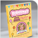 Kids Birthday Party DVD Covers - Volume 03 - GraphicRiver Item for Sale