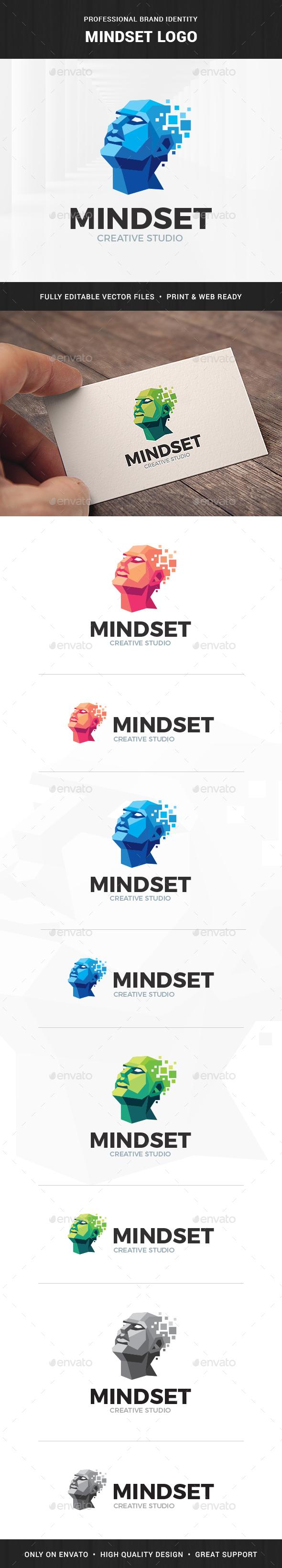 Mindset Logo Template