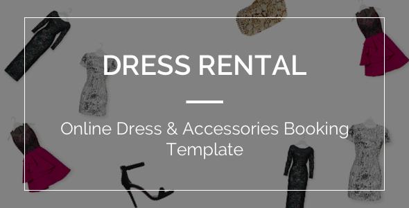 Review: DressRental - Online Dress & Accessories Booking Template free download Review: DressRental - Online Dress & Accessories Booking Template nulled Review: DressRental - Online Dress & Accessories Booking Template
