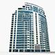 Dorra bay Dubai - 3DOcean Item for Sale