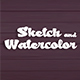 Sketch and Watercolor - VideoHive Item for Sale