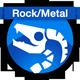 Sizzling Metal Logo