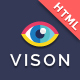 Vision Digital Agency – Multipurpose One Page HTML Template - ThemeForest Item for Sale