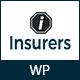 Insurers - Insurance Agency WordPress Theme - ThemeForest Item for Sale