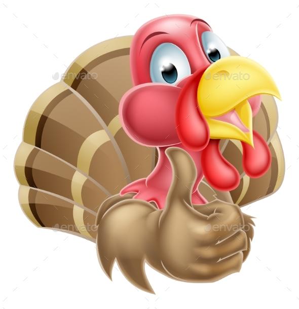 Thumbs Up Turkey